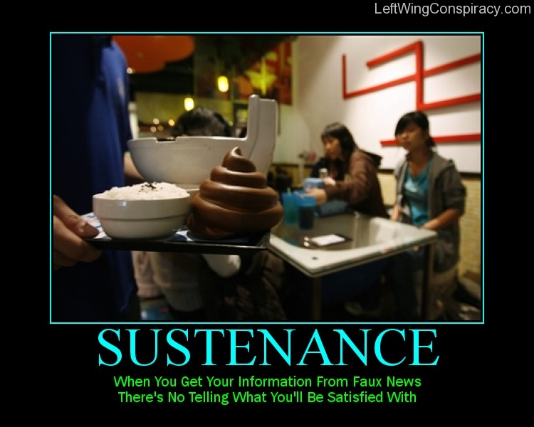 LeftWingConspiracy.com » Blog Archive » Sustenance