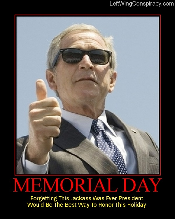 Motivational Poster — Memorial Day