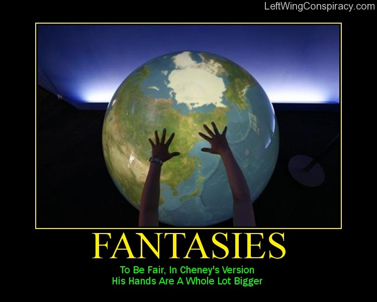 Motivational Poster — Fantasies