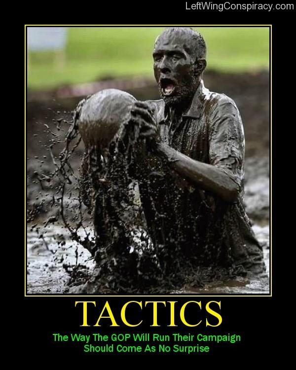 Motivational Poster — Tactics