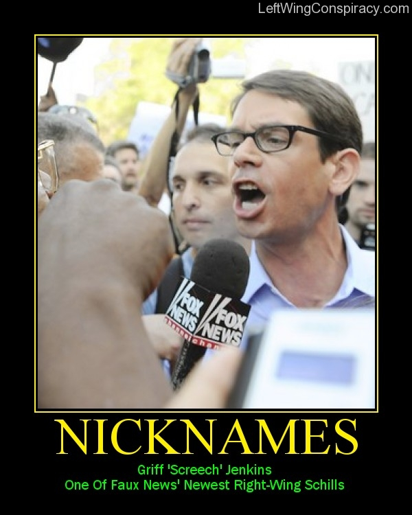 Motivational Poster — Nicknames