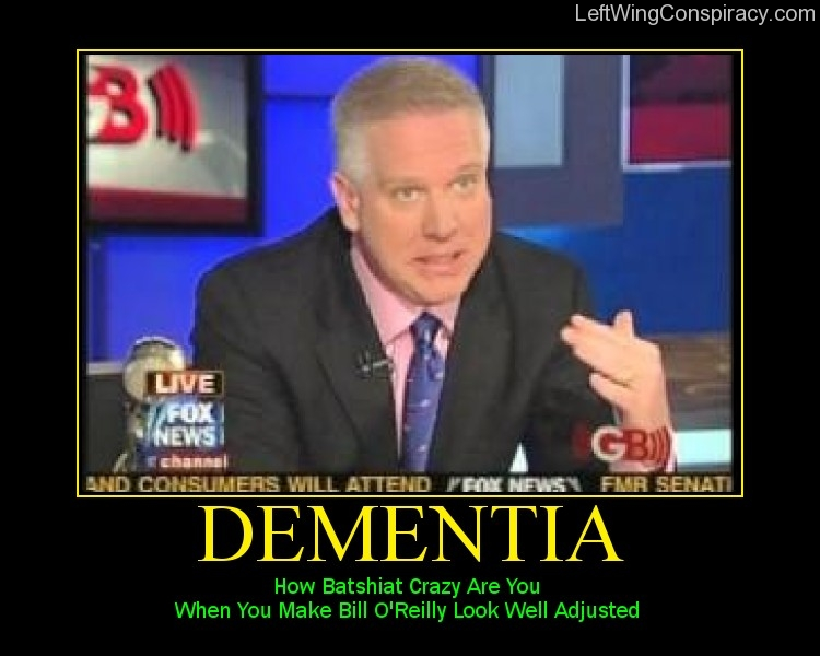 Motivational Poster -- Dementia