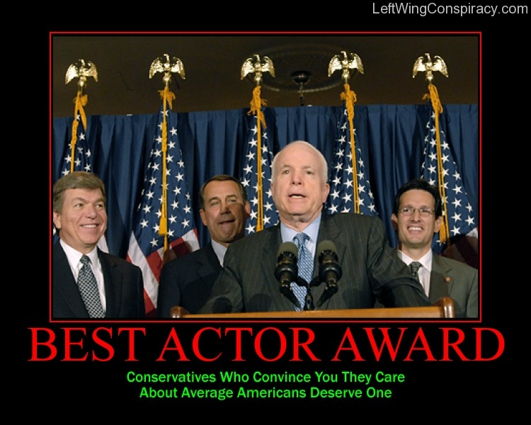 Motivational Poster -- Best Actor Award