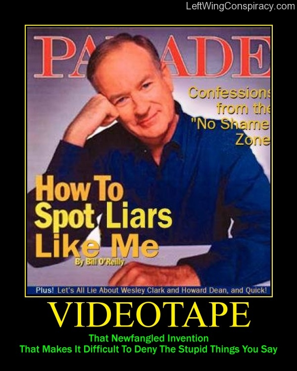 Motivational Poster -- Videotape