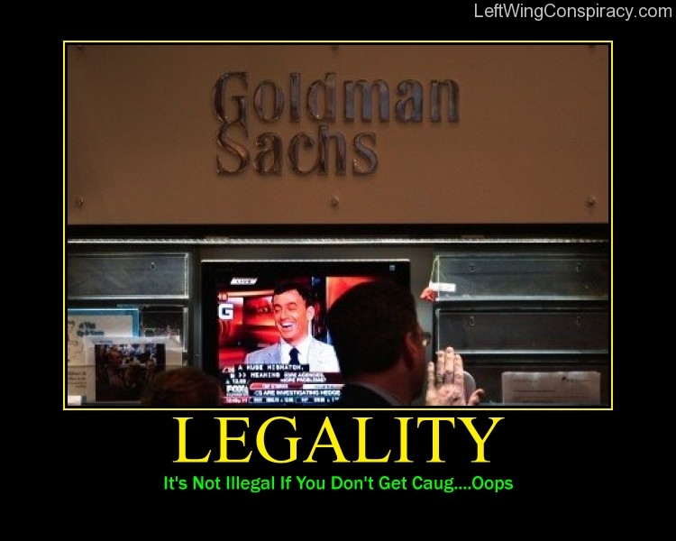 Motivational Poster -- Legality