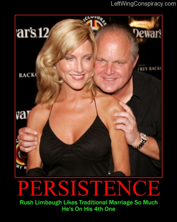 Motivational Poster -- Persistence