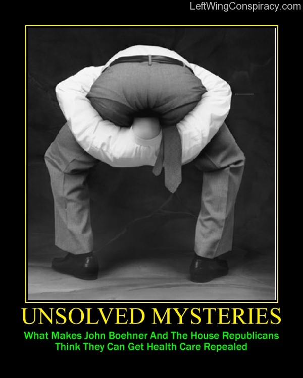 Motivational Poster -- Unsolved Mysteries